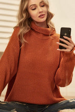 Load image into Gallery viewer, Chunky Turtleneck Sweater