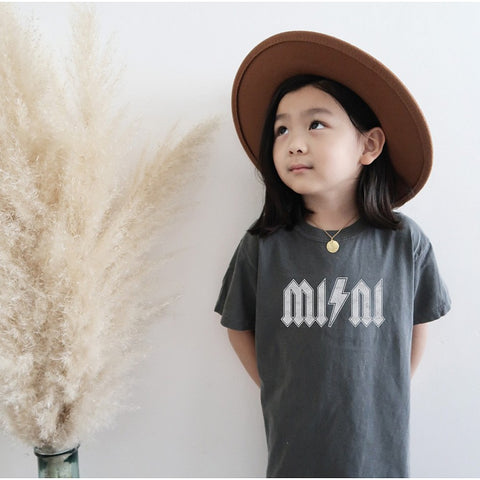 Mini Lightening Bolt Kid's Graphic Tee