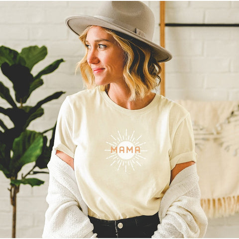 Sunshine Mama Graphic Tee