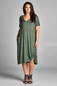 Knot Side Dress