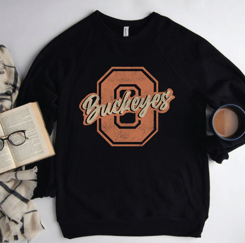 Buckeyes Fleece Crewneck Sweatshirt