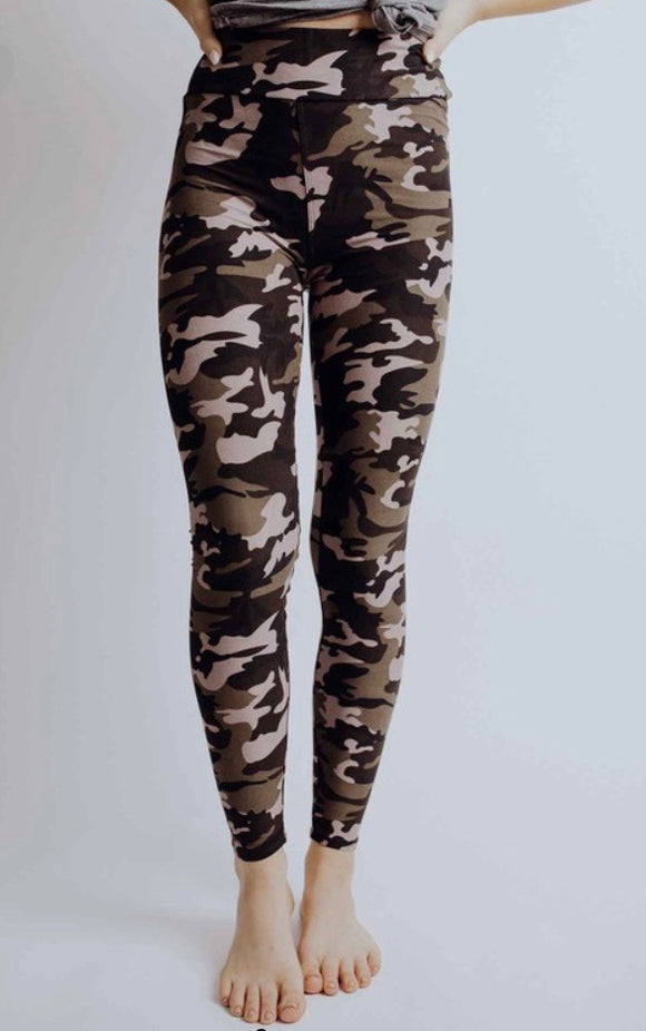 Super Soft Printed Leggings
