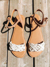 Load image into Gallery viewer, Athena Crochet Sandal