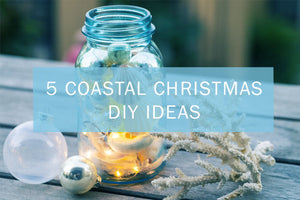5 DIY ideas for a Coastal Christmas