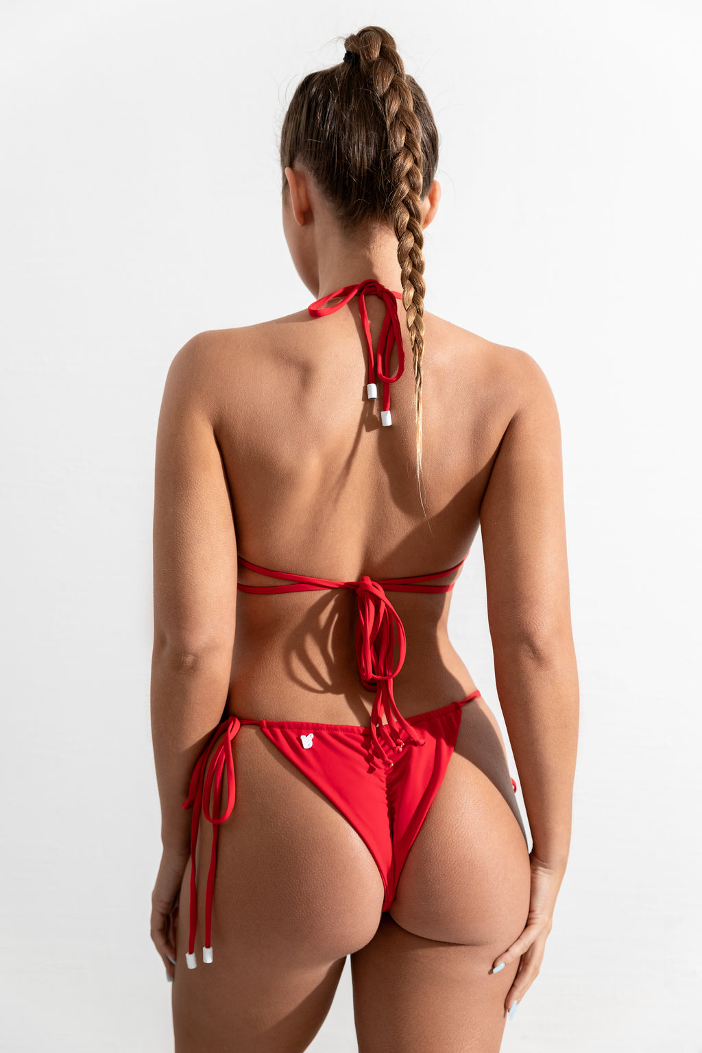 Red St Barths Top // St John Bottom