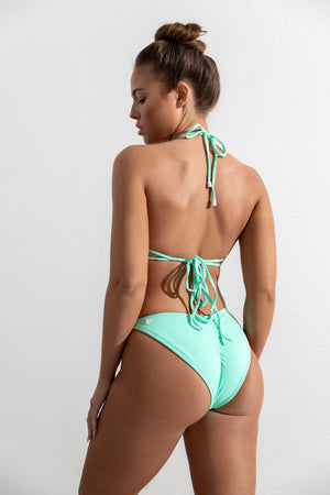 Mint St Barth's Top // Cape Cod Bottom