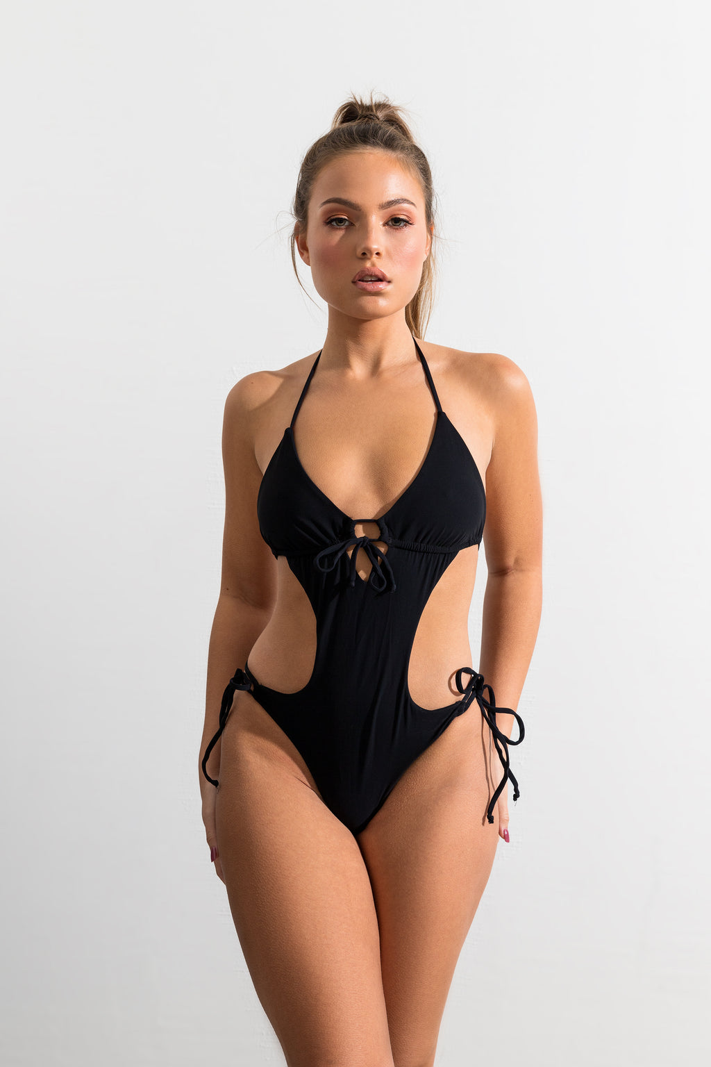 Black Bliss Beach Monokini