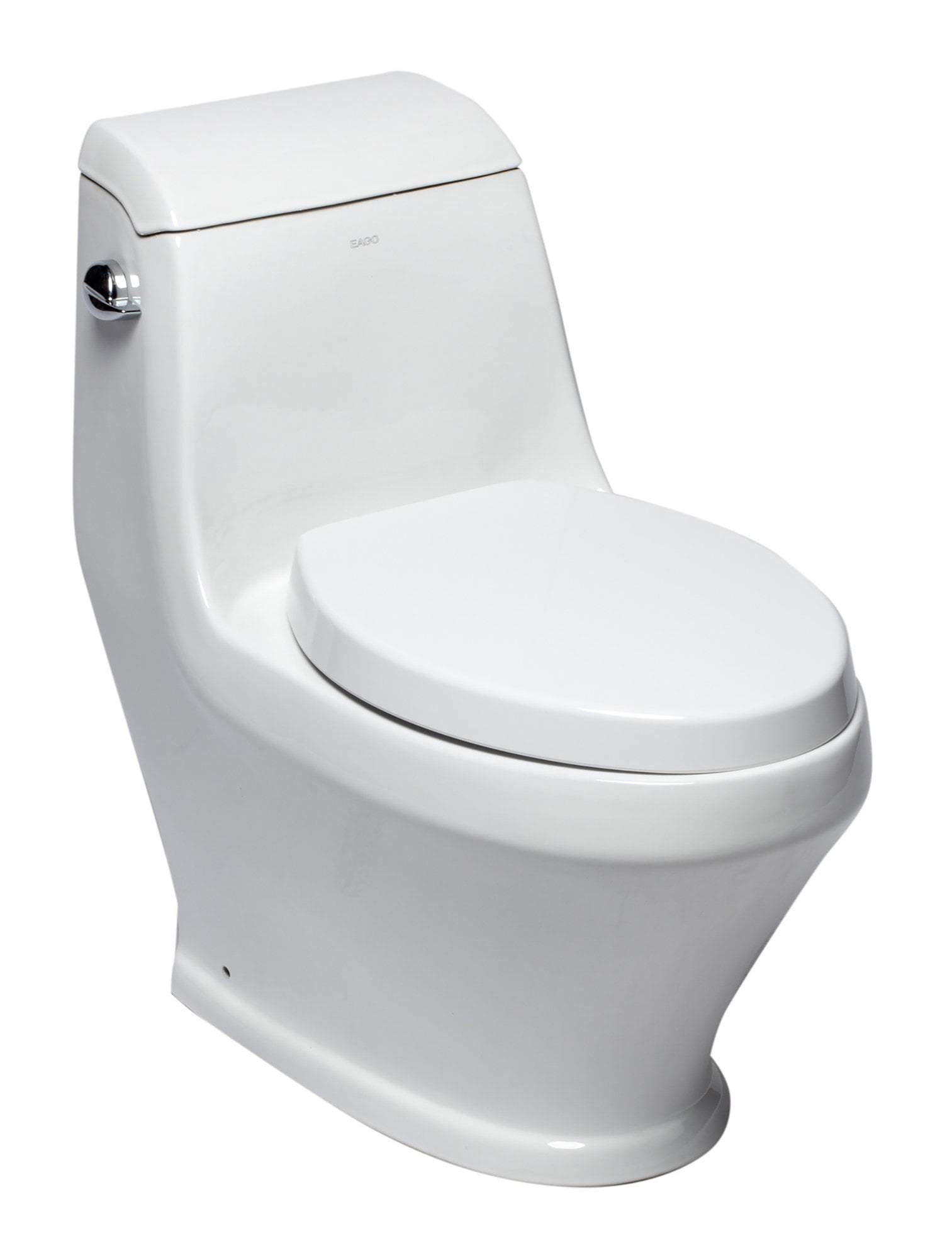 Single Flush One Piece Ceramic Toilet