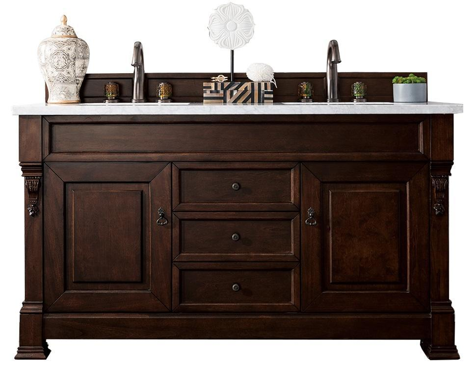 James Martin Furniture Double Sink Vanity