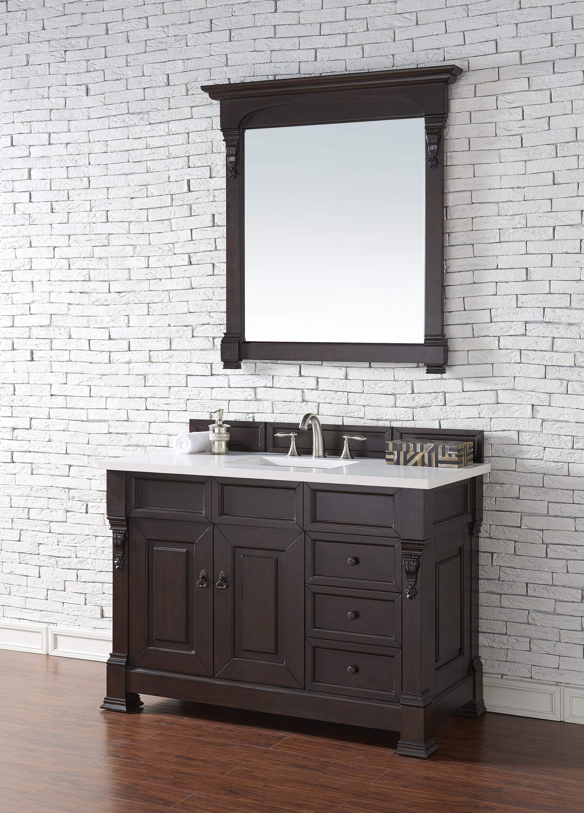 James Martin Furniture Single Sink Vanity