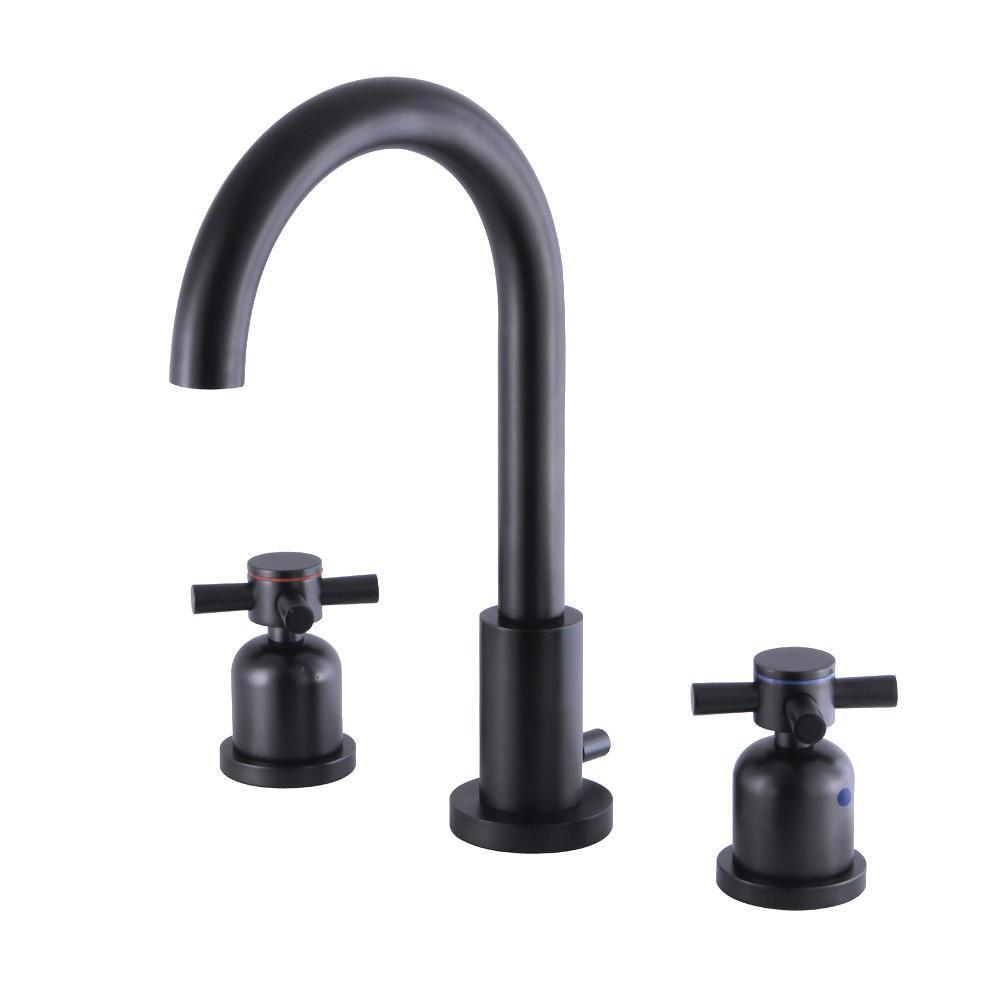 Fauceture Concord Widespread Bathroom Faucet Oil Rubbed Bronze