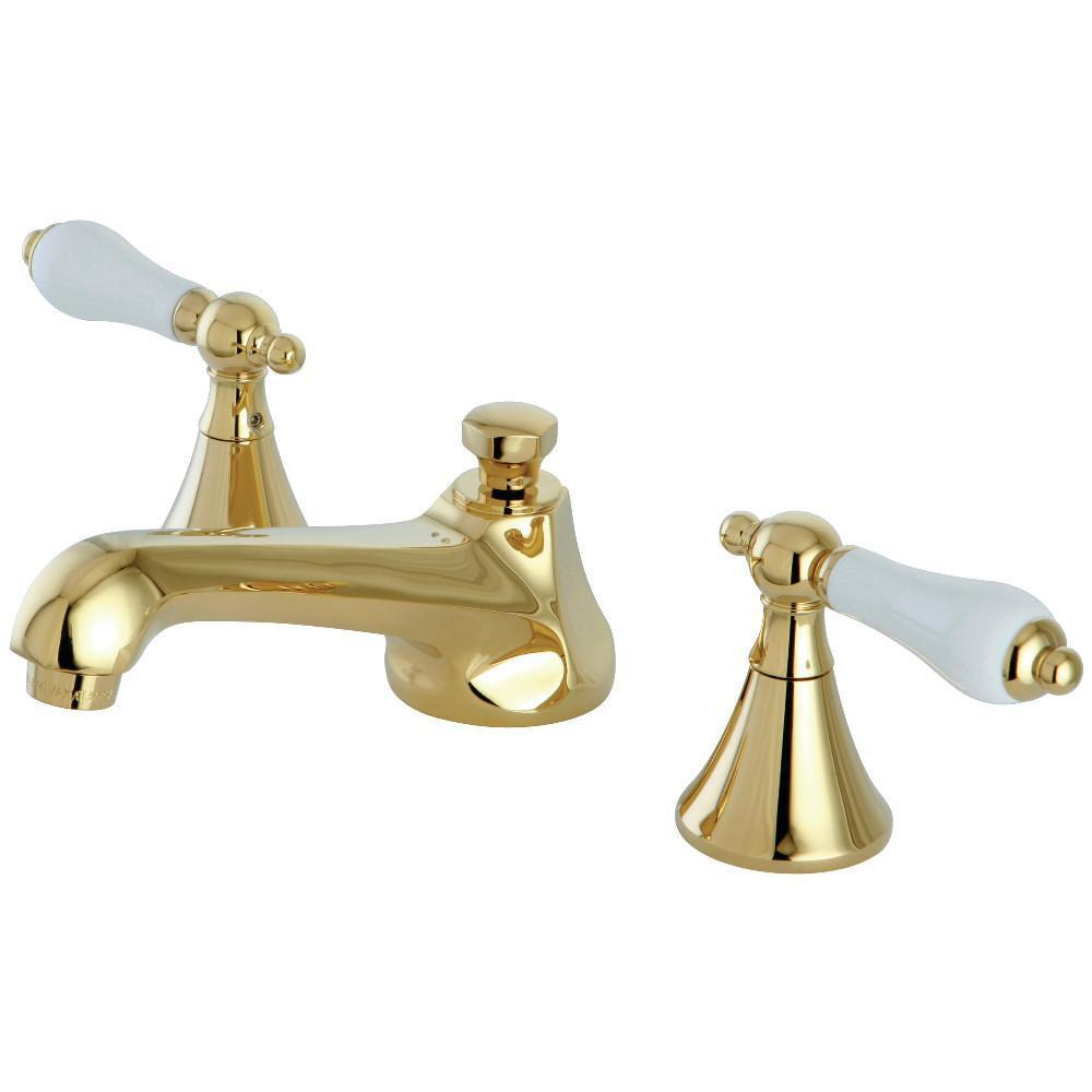 Bathroom Faucets.Kingston Brass Widespread Bathroom Faucet Luxury Bath Collection