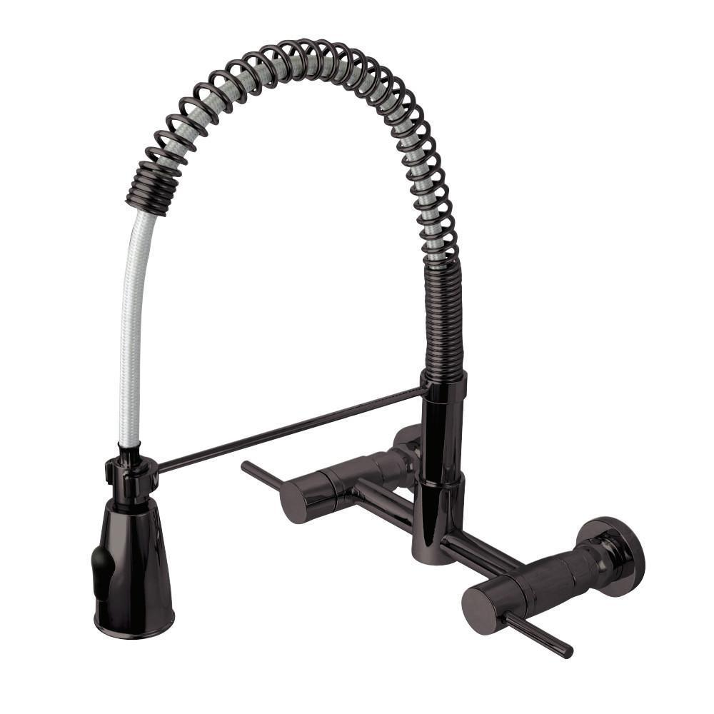 Gourmetier Concord Pull-Down Kitchen Faucet Oil Rubbed Bronze
