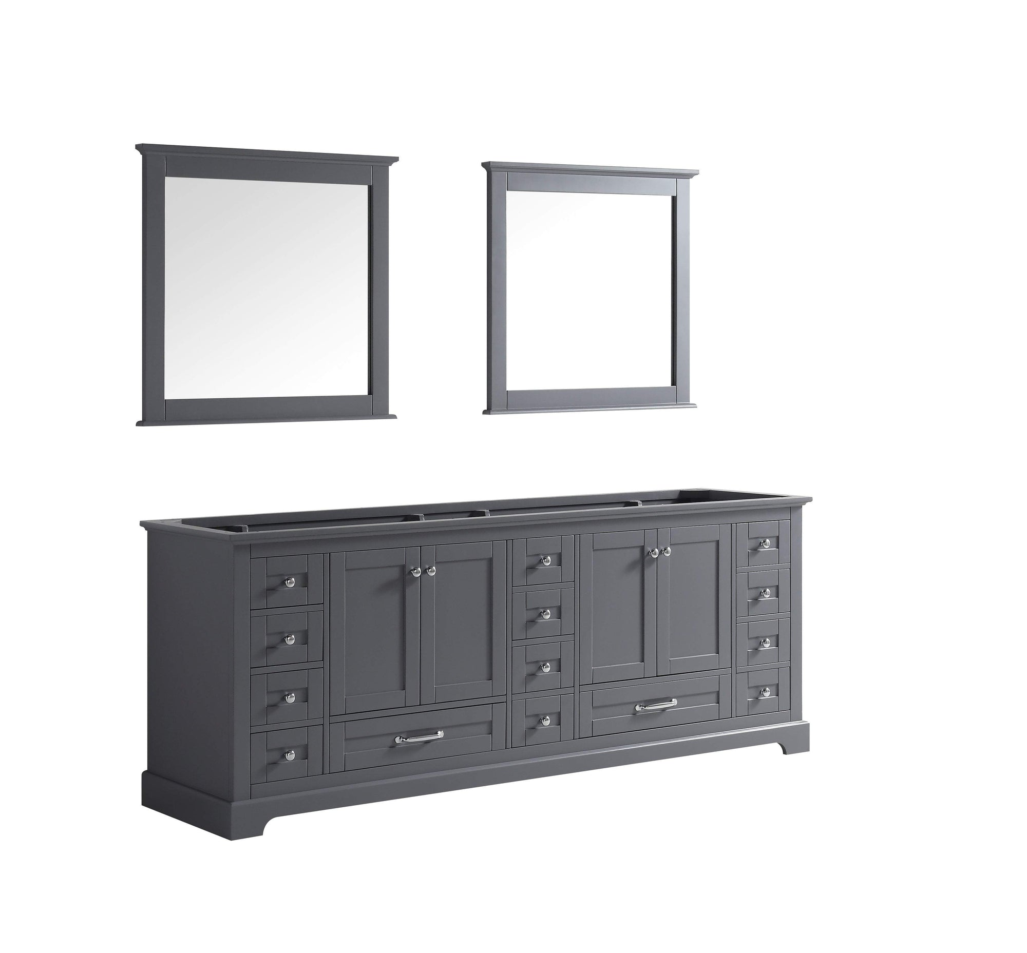 Lexora Double Sink Vanity