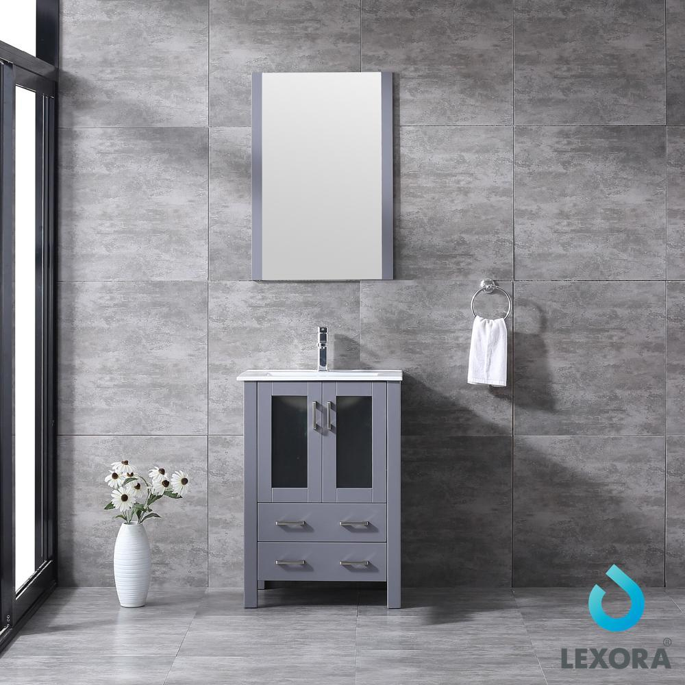 Lexora Single Sink Vanity