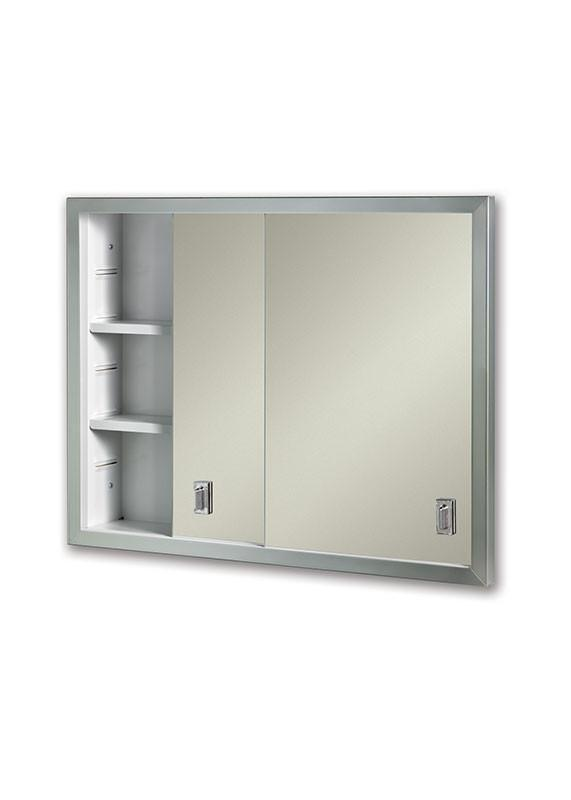 contempora 24 5 8 x 19 3 16 recess mount stainless medicine cabinet_b703850