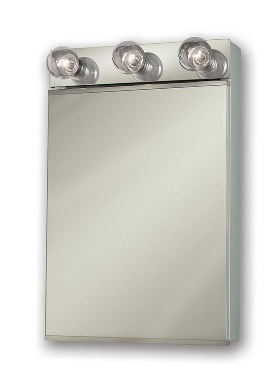 styleline ii 18 x 28 surface mount lighted medicine cabinet_565