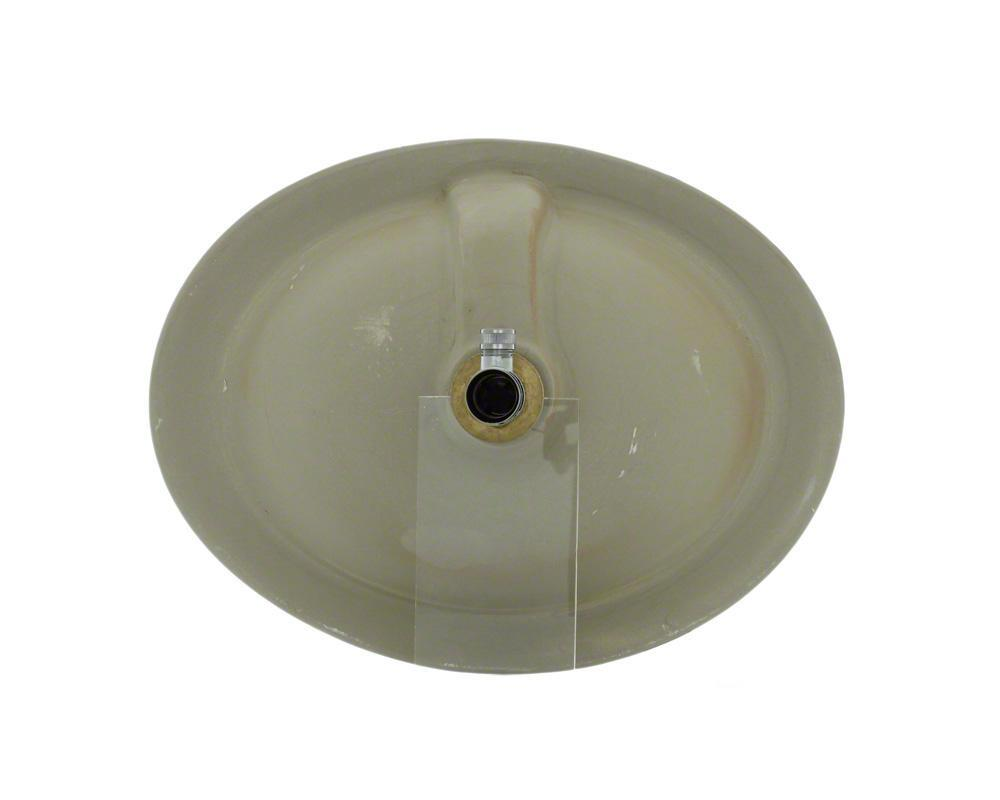 P7191OW Overmount Porcelain Vanity Bowl