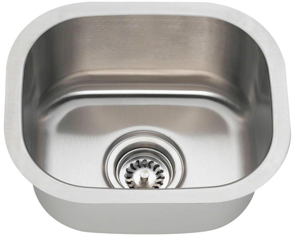 P2151-18 Stainless Steel Bar Sink