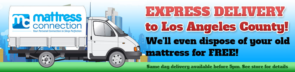 Express Delivery to Los Angeles County!