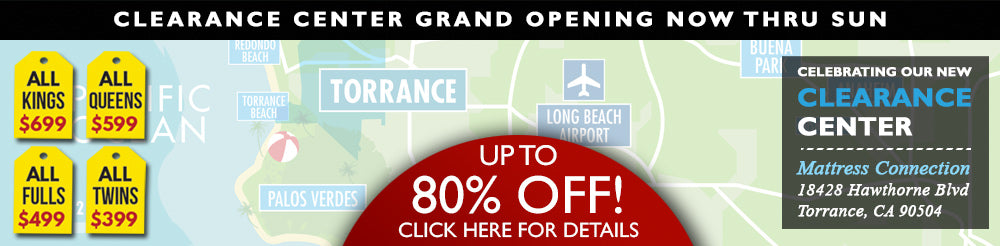 Clearance Center Grand Opening