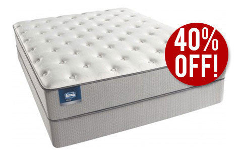 BeautySleep Andrea Plush Mattress