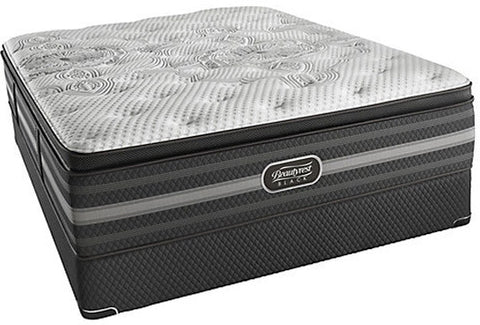 Simmons Beautyrest Black Katarina Plush Pillow Top Mattress