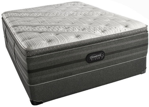 Simmons Beauty Rest Black Lexi Luxury Firm Pillow Top Mattress