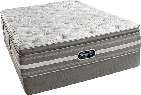 Beautyrest Recharge World Class Rush Run Plush Pillow Top Mattress
