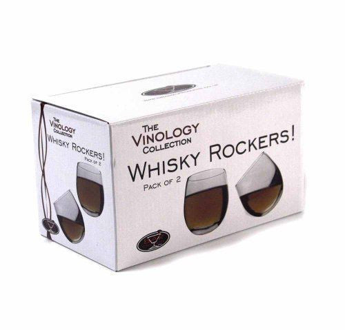 Whisky Rockers - 2 Glasses
