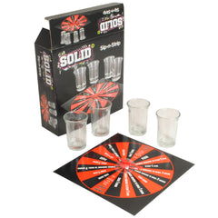Sip and Strip Drinking Game