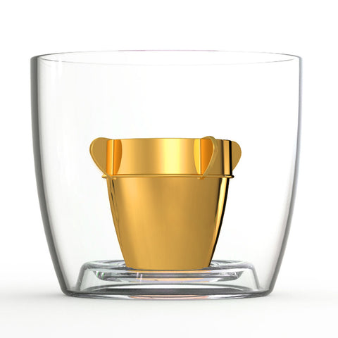Deluxe Bomber Cup Gold - Pack of 4 to 250 (ex VAT)