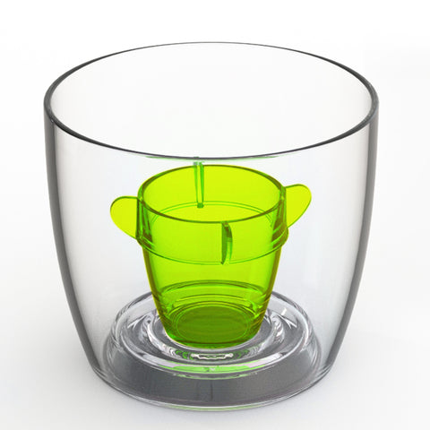 Deluxe Bomber Cup Green - Packs of 4 to 250 (ex VAT)