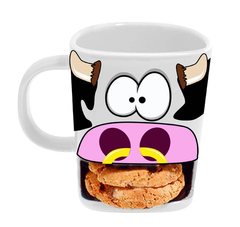 Brew Buddies Cow Mug
