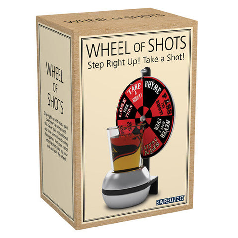 Wheel of Shots - Drinking Game