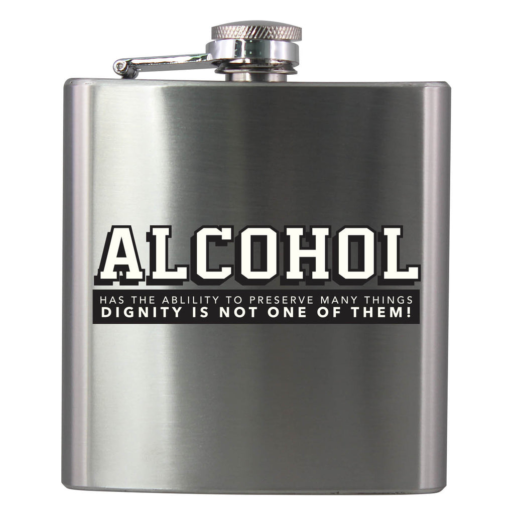 Alcohol Hip Flask