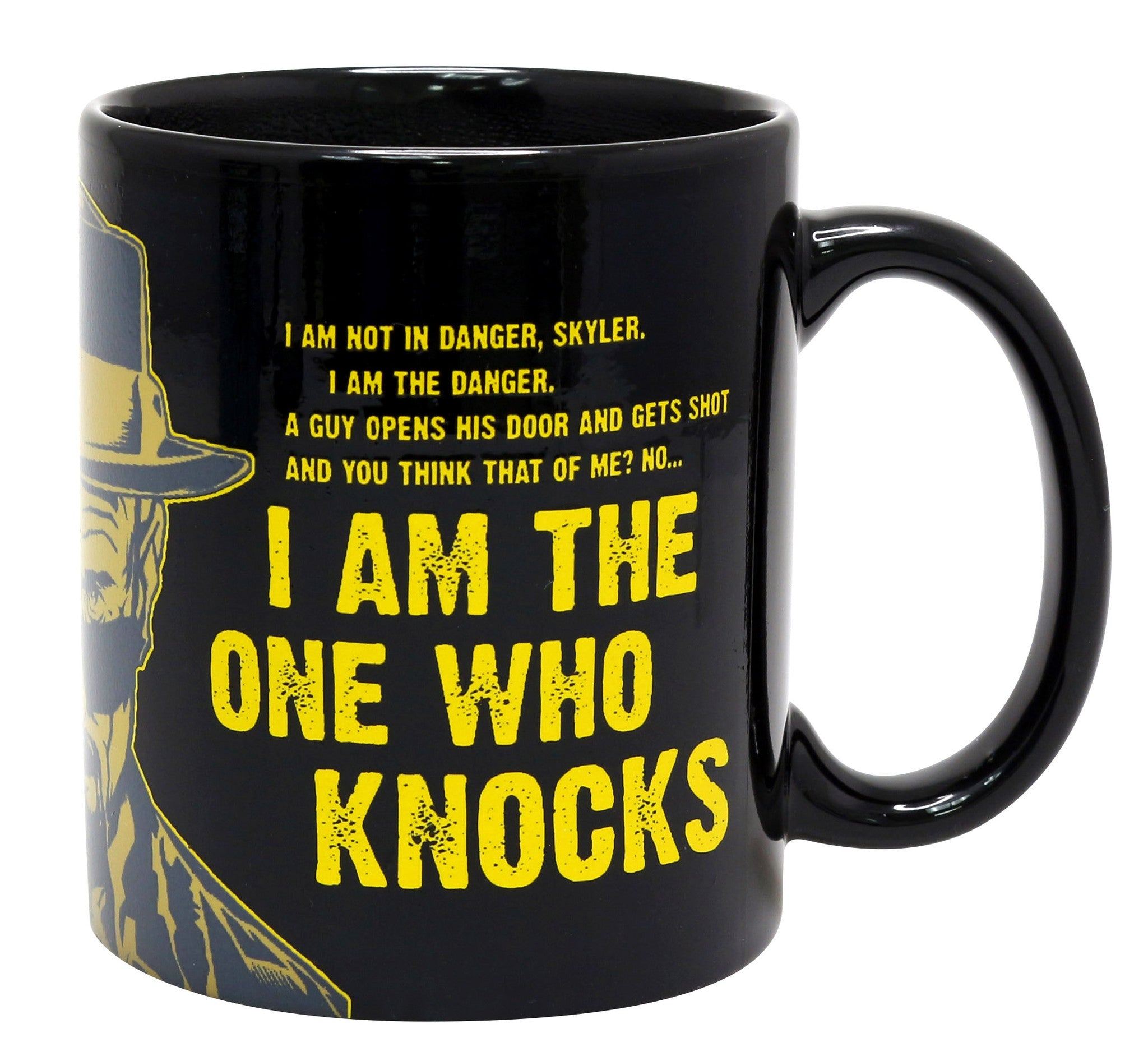 Breaking Bad - I Am The One Who Knocks Mug