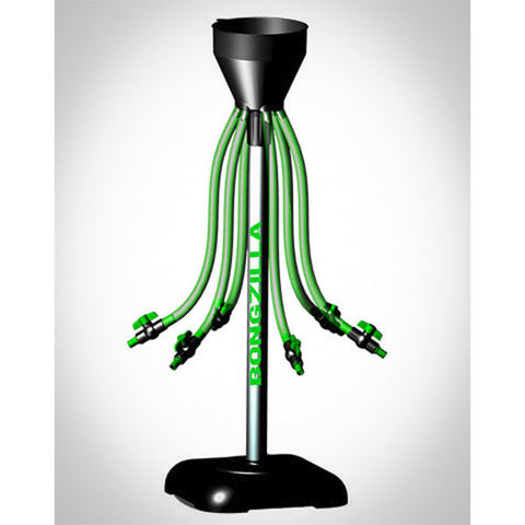 Bongzilla - Glow in the Dark 6 Man Beer Bong