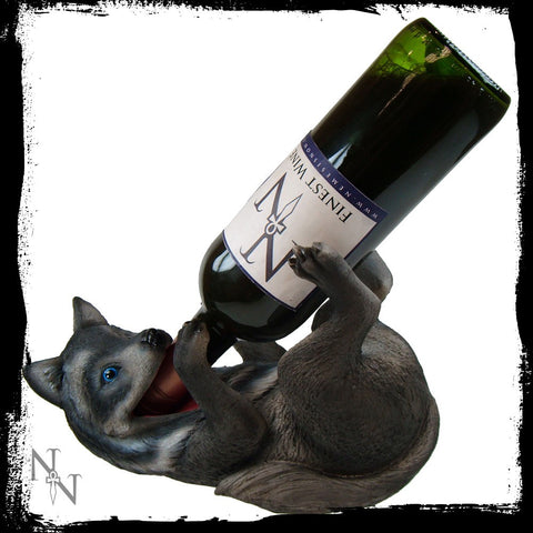Wolf Bottle Holder - Guzzler