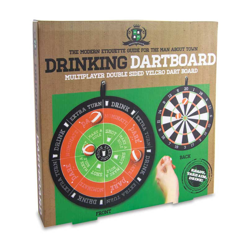 Drinking Darts Board Game