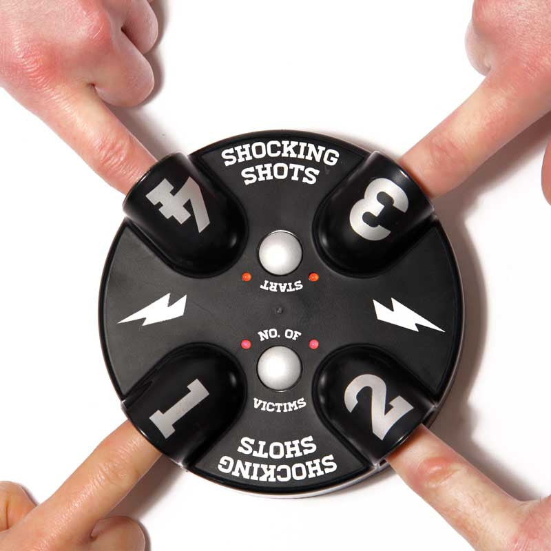 Shocking Shots - Electric Shock Drinking Game