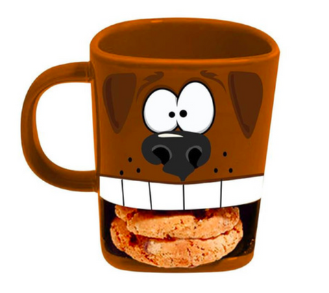 Brew Buddies Dog Mug