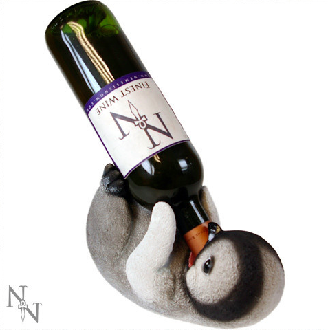Baby Penguin Wine Bottle Holder
