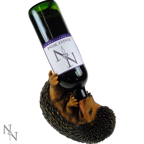 Hedgehog Wine Bottle Holder
