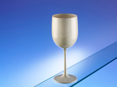 Premium Italian Designed Polycarbonate LARGE White Wine Glasses 17oz/485ml x 4