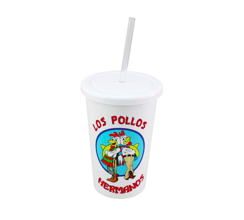 Breaking Bad Los Pollos Reusable Cup