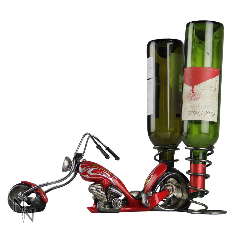 Twin Engine Wine Bottle Holder