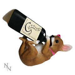 Chihuahua Wine Bottle Holder  - Guzzler