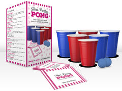 Hen Party Pong Kit