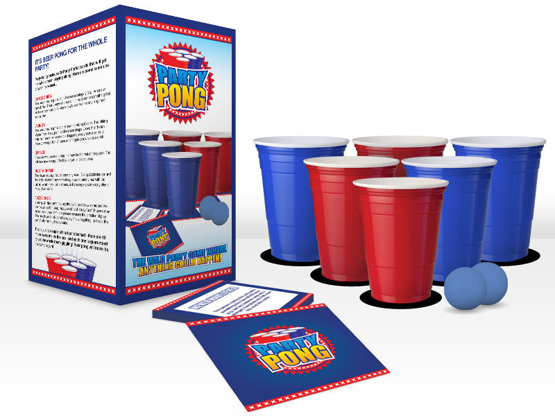 Party Pong Kit